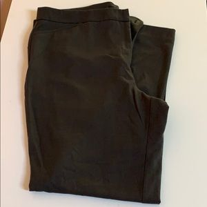 Apt 9 gray and black trousers